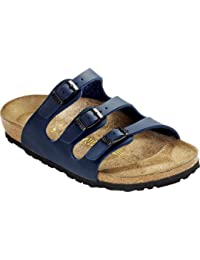 Florida Birkibuc Triple Strap Sandal