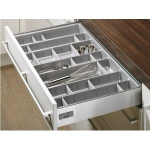 innotech adjustable cutlery tray 600mm actual width 515mm 60mm rh amazon co uk Narrow Kitchen Drawer Organizers Kitchen Drawer Plate Organizer