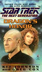 Dragon's Honor (Star Trek: The Next Generation, No. 38)