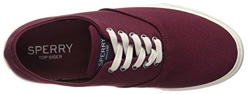 Sperry Top-sider Donna Capitano Cvo Sneaker Vino