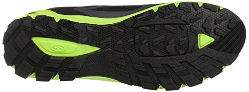 Zapatillas Northwave Escape EVO Negro-Verde 2016