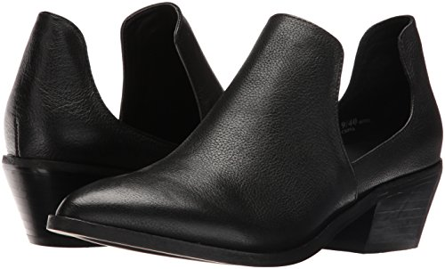 Laundry Focus Bootie Ankle Women''s Leather Chinese Black 0qfAq