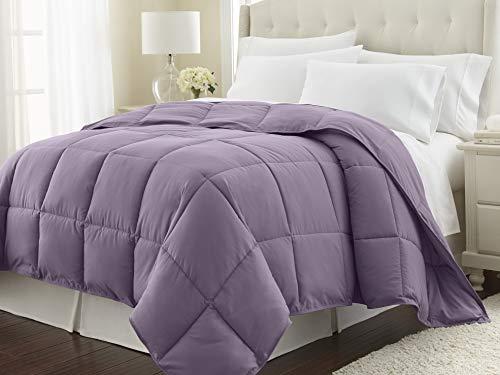 Hemau Premium New Soft Southshore Fine Linens - Vilano Springs - - Down Alternate Weight Comforter - Lavender - Full/Queen | Style -