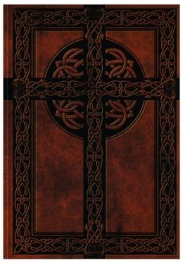 Blank Celtic Cross Design Journal