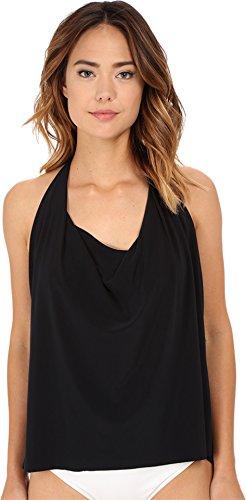 Magicsuit Women's Sophie DD Underwire Tankini Top Black Swimsuit Top 12