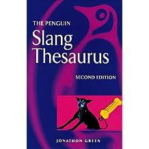 Slang Thesaurus Revised Edition