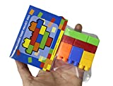 """BULK - INCLUDES 12 CARDS - 1 DOZEN This compact busy bag is a fun twist on regular Valentine's day cards. Kids can pass out these building brick sets during their classroom exchange. Each Valentine comes with a card that says """"Let's BUILD a friendshi..."""