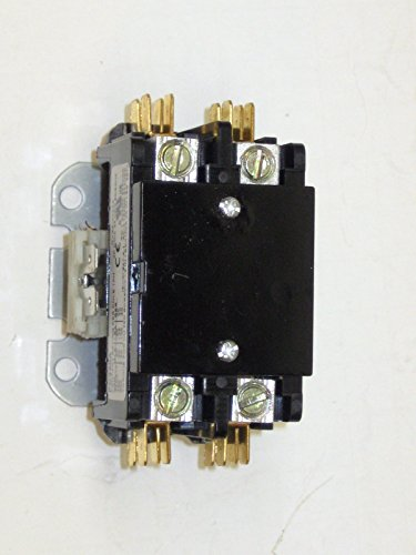 Space Air Conditioner Replacement Parts PC230A Contactor Double Two Pole 30 Amps 24 Volts for Air Conditioner Heat Expand