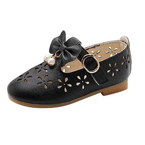 Mysky Fashion Baby Kids Girls Popular Lovely Flower Comfortable Flat Princess Shoes Sandals Blue