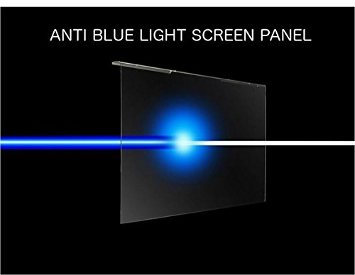 Anti Blue Light Screen Filter For 22 Inches Widescreen