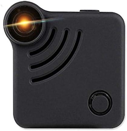 alikena - Mini cámara espía 1080P HD WiFi cámara Oculta Spy CAM ...