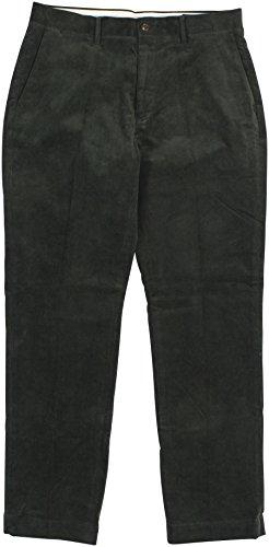RALPH LAUREN Polo Men's Stretch Corduroy Pants 34Wx30L Caper Green