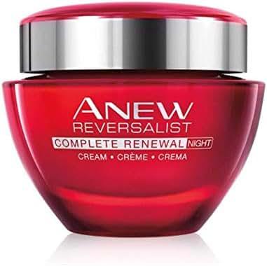 NEW AVON ~ Anew Reversalist COMPLETE RENEWAL NIGHT CREAM