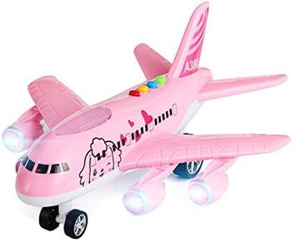 Black Temptation Spielzeug Flugzeug Musik Jungen Spielzeug