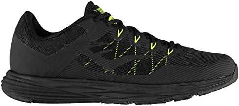 Everlast Hombre Vade Flex Zapatillas Deportivas Negro/Lima 44 2/3 EU: Amazon.es: Zapatos y complementos