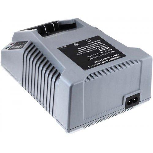 Powery Chargeur pour Bosch Type 2607336223 Chargeurs pour Outil /électroportatif 14,4V-18V