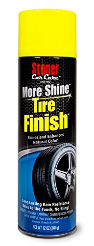 Stoner Car Care 91094 More Shine Tire Finish – 12-Fluid Ounces 1-Pack