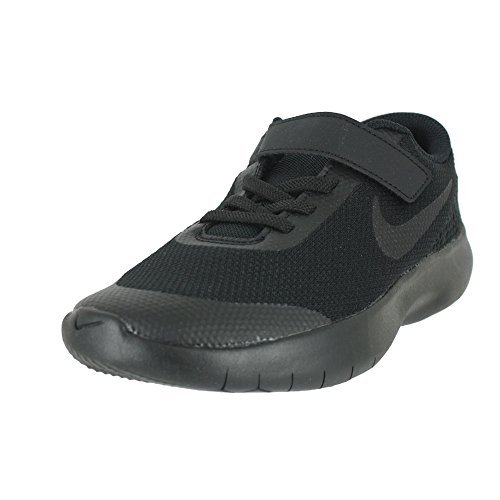 Nike Kids Flex Experience RN 7 (PS) Black Black Anthracite Size 1