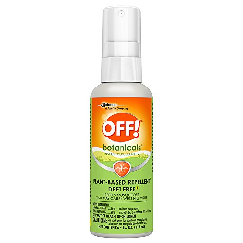OFF! Botanicals Insect Repellent IV, 4 fl oz (1 ()