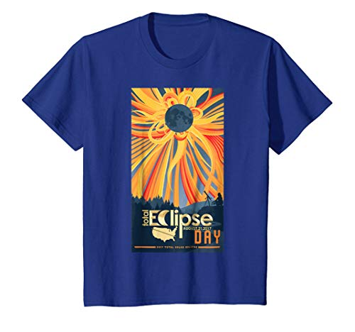 Total Solar Eclipse Tshirt August 21 2017 Sun Eclipse Tee