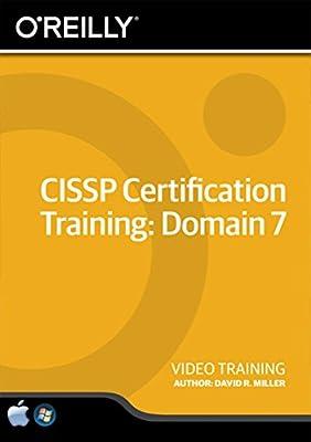 CISSP Certification Training: Domain 7 - Training DVD
