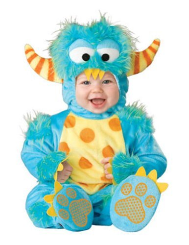 Lil Monster Toddler Costume 12-18 Months - Toddler Halloween Costume]()