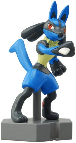 Pokemon Diamond & Pearl Moncolle Plus - Lucario (P-18) 2