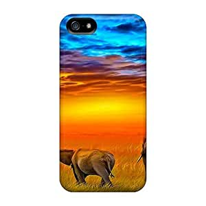 Hard Plastic Iphone 5/5s Case Back Cover,hot The Explorer Case At Perfect Diy Kimberly Kurzendoerfer