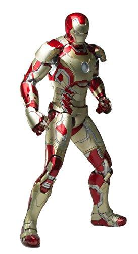 アイアンマン マーク42 「アイアンマン3」 スーパーアロイ 1/4 コレクティブルフィギュア