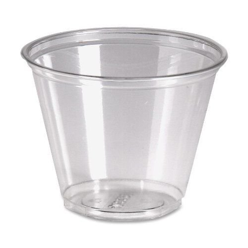 DXECP9ACT - Dixie Crystal Clear Cup