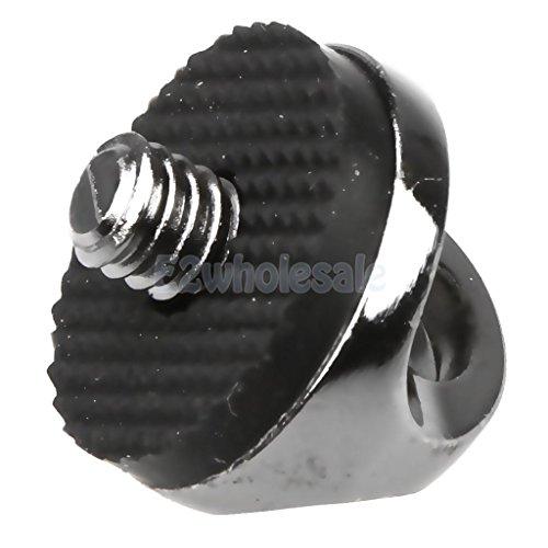 1/4' Screw For DSLR SLR Camera Strap Tripod Quick Release Plate Fast Mount#2 - Slr Screw