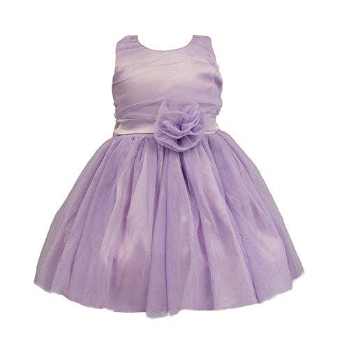 lilac baby dress - 2