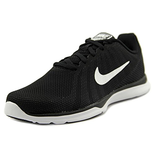 Nike Women's In-Season TR 6 Cross Training Shoe, Black/White/Stealth/Cool Grey, 10 B(M) US Review
