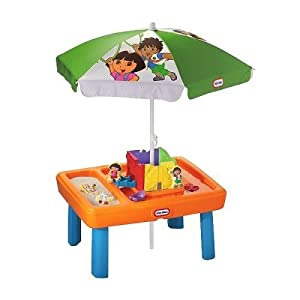 2 Cascading Cove Sand And Water Table With Cover