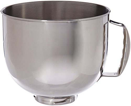 Cuisinart SM 50MB 5 5 Quart Mixing Stainless