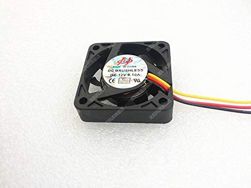 Rarido New 4010 Fan 40MM 4CM 404010mm Fan for South and North Bridge chip Graphics Card Cooling Fan DC5V 12V 24V 0.1A 2pin 3pin Blade Color: 5V 2PIN