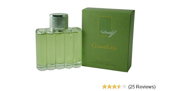 Amazoncom Good Life For Men By Davidoff 42oz 125ml Edt Spray
