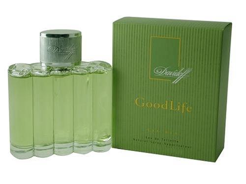 Good Life for Men by Davidoff 4.2oz 125ml EDT Spray ()