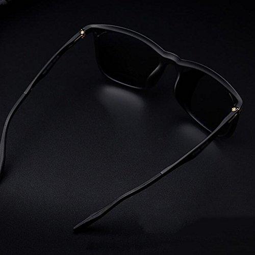 sol Personalidad hombre polarizada Ocio luz NAN Gafas de aire Drive al libre automóvil con wB1x5pP