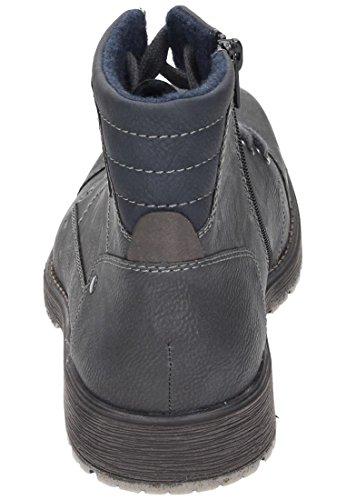 Rieker 33323, Botines para Hombre gris