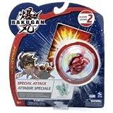 Bakugan Battle Brawlers Special Attack Season 2: Ingram (Pyrus - Red) -