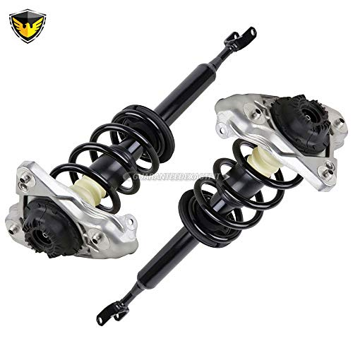 - Pair Duralo Front Strut & Spring Assembly For Audi A4 B7 2005 2006 2007 2008 - Duralo 1192-1455 New