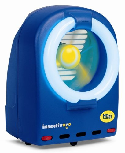 Fan-Insektenvernichter Insectivoro 361 Basic - Ventilator Insektenfalle - 55 Watt