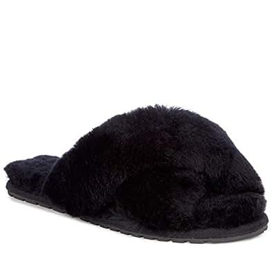 EMU Australia Womens Slippers Mayberry Sheepskin Slipper Size 5