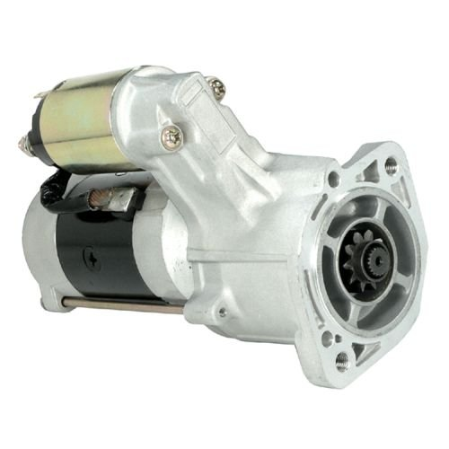 DB Electrical SMT0049 Starter For Dodge Ram 50 Pickup Truck 2.3L 2.3 Diesel 83 1983 /Mitsubishi Mighty Max Pickup 1983 83 2.3 2.3L /M2T56181 M2T56182 M2T56185 /MD061154 MD069166 MD156986 MD164975