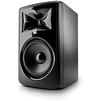 jbl 308p mkii 8 2 way powered studio monitor