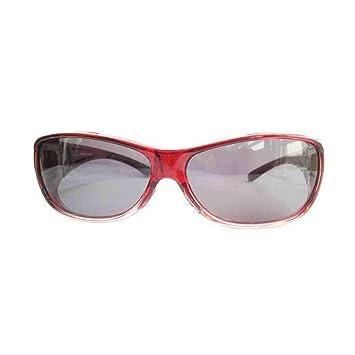 Sunny Honey - Gafas de Sol polarizadas con Efecto Espejo, antiviento, para Ciclismo,