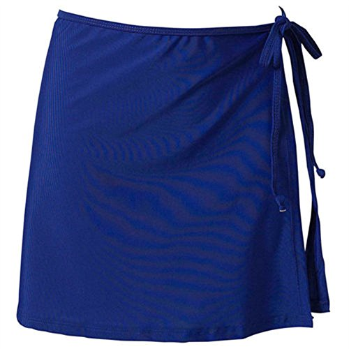 Wong da sexy iBaste Costume Beach paramento donna bao Beach bagno Blu con velluto da in Wrap lungo q1qCx7wT