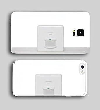 Detector de movimiento y sensor de movimiento libre de fondo de carcasa para teléfono móvil de