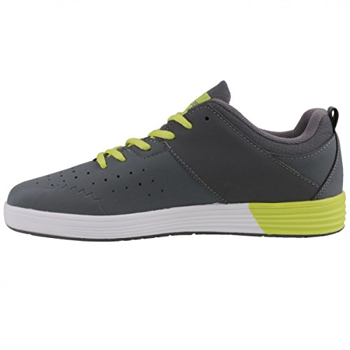 Gris Kappa Chaussures Raptor homme basses YqPawz